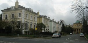 West Approach Drive, Pittville, Cheltenham