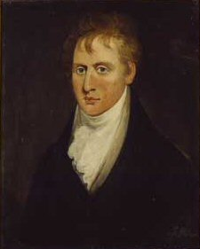 Robert Emmet, portrait by James Petrie